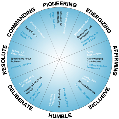 Everything DiSC 363 for Leaders Model