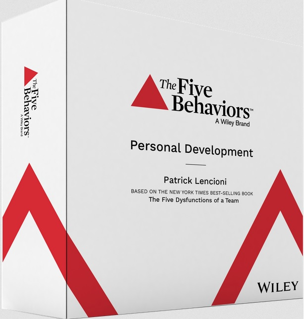Five Behaviors Personal-Development-Facilitation Kit