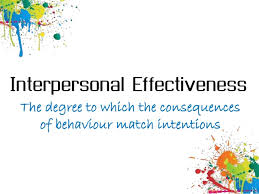 The DiSC Profile and Interpersonal Effectiveness