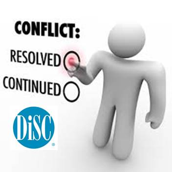 The DiSC Profile Resolves Conflict