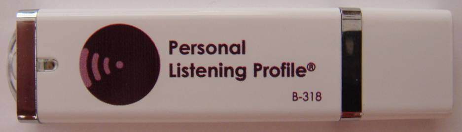 Personal Listening Training Kit USB Drive