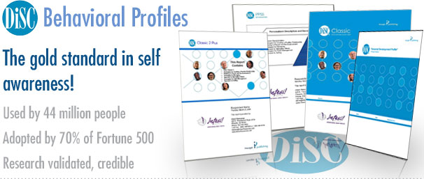 DiSC Classic Personal Profile System