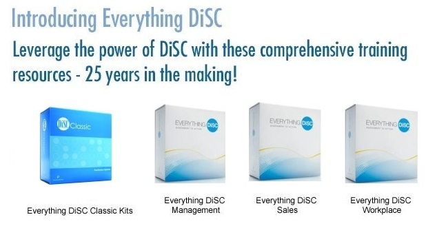 Everything DiSC Facilitator Training Kit