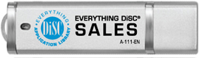 Everything DiSC Sales Training Kit USB.