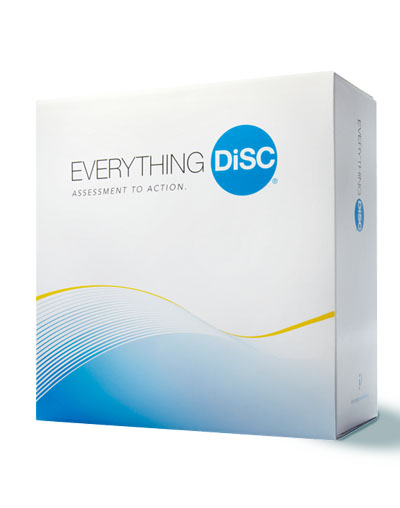 Everything DiSC Work of Leaders Training Kit