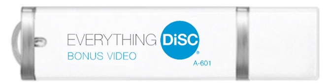 Everything DiSC Bonus Video USB Drive