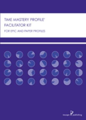 Time Mastery Profile® Facilitator's Kit