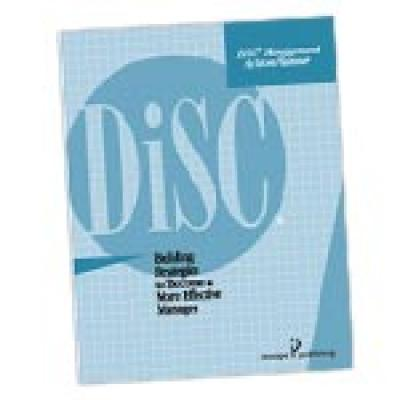 DiSC® Management Action Planner (Paper)