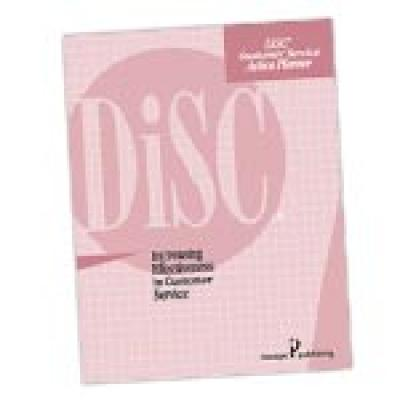 DiSC® Customer Service Action Planner (Paper)