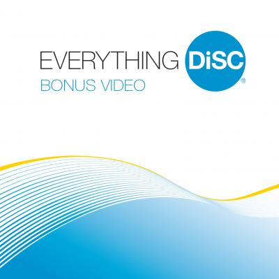 Everything DiSC Bonus Video USB