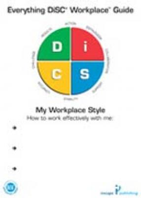 Everything DiSC Workplace® Style Guides (24 Cards)