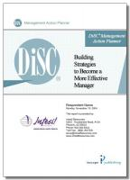 DiSC® Management Action Planner (Online)