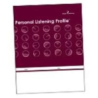 Personal Listening Profile® (Paper)